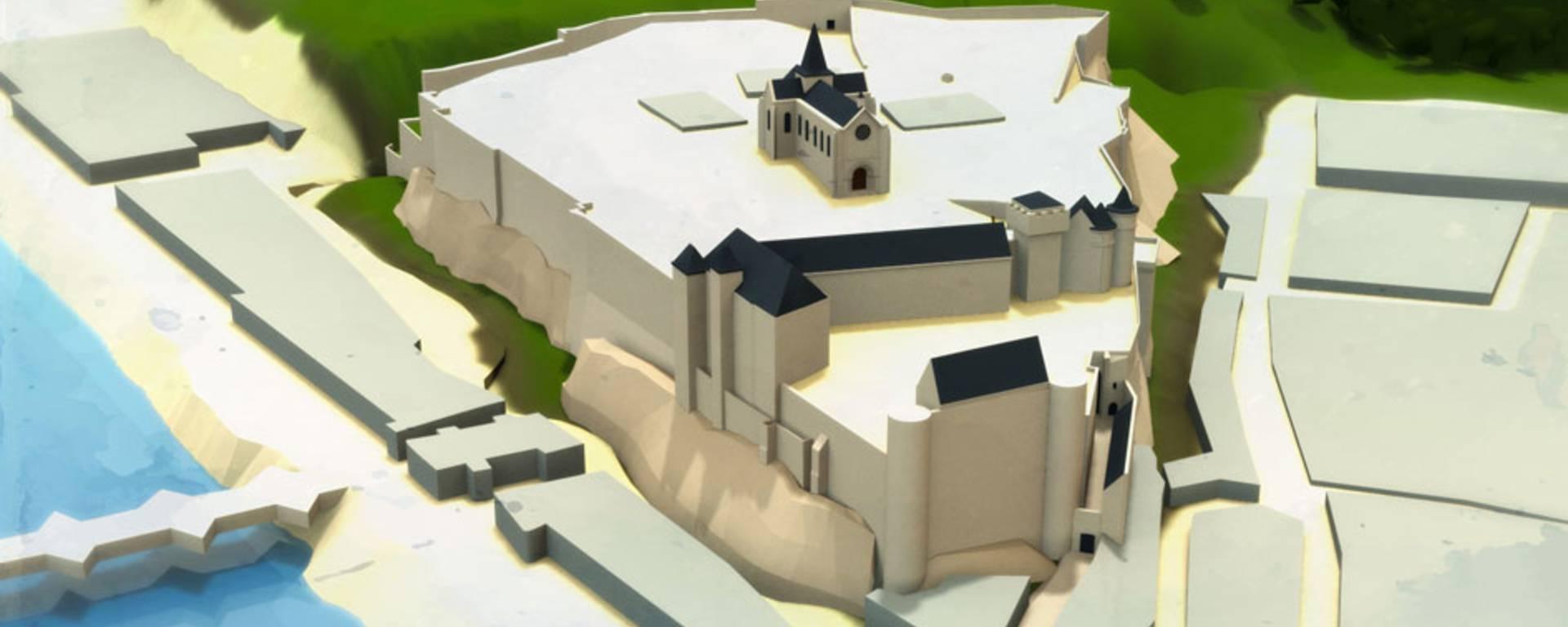 Los señores de Amboise antes de 1431