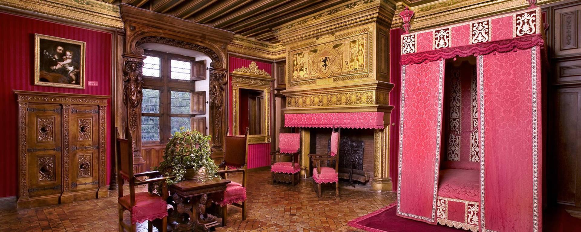 Estancia del Castillo de Chenonceau