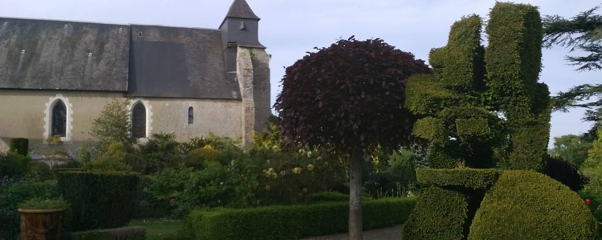 Priorato de Orchaise