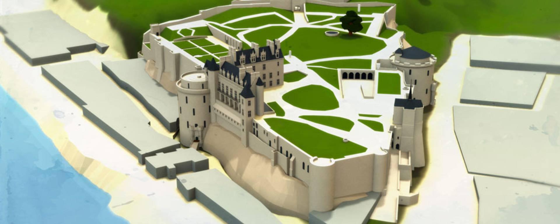 El Castillo hoy
