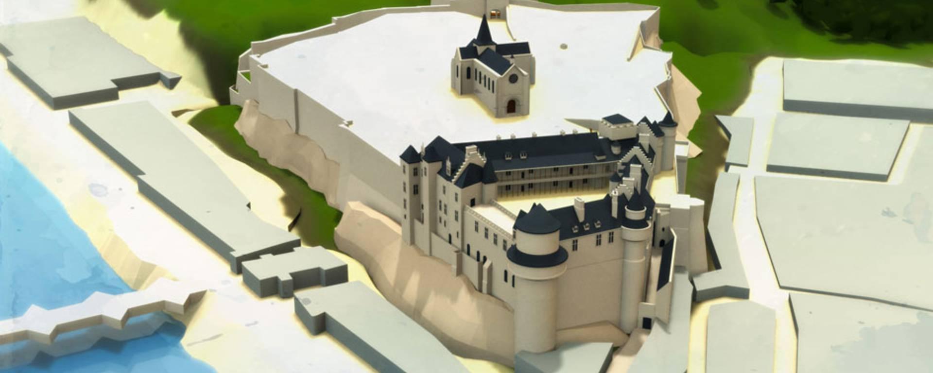 El Castillo en tiempos de Luis XI