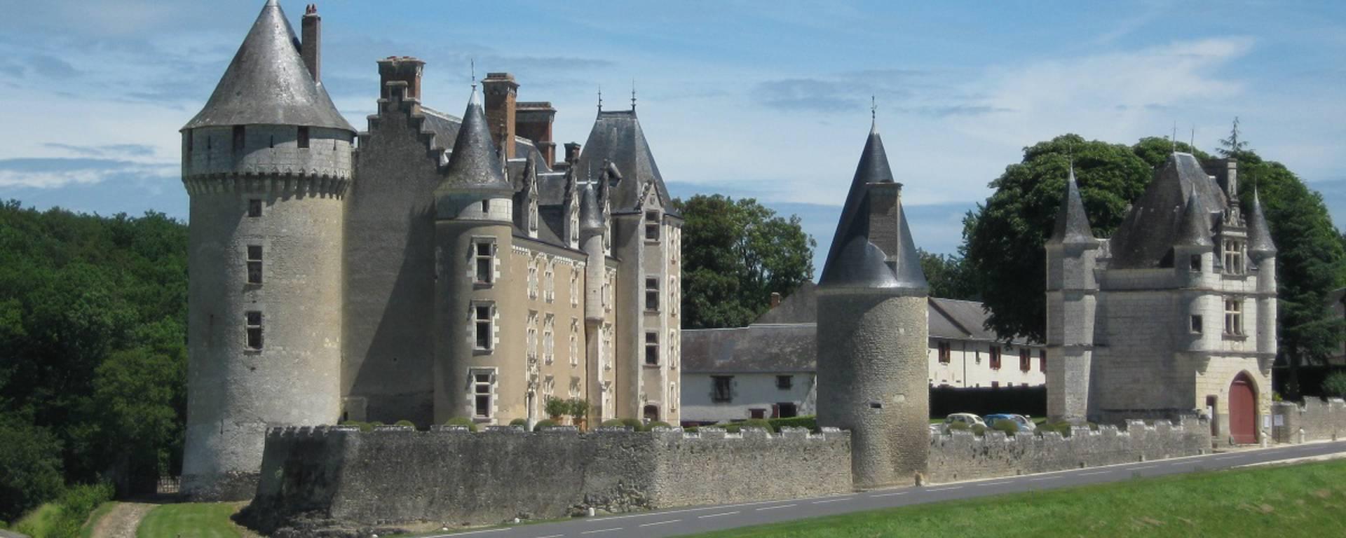 El castillo de Montpoupon. © OTBC