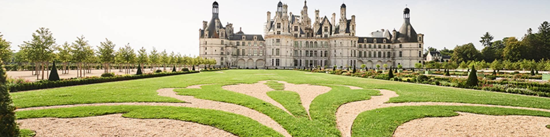 Chambord y sus jardines_© Benjamin Brolet