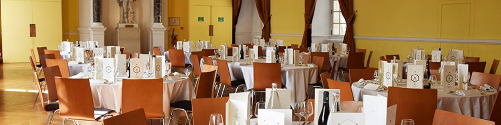 Almuerzo privado en el Castillo Real de Blois
