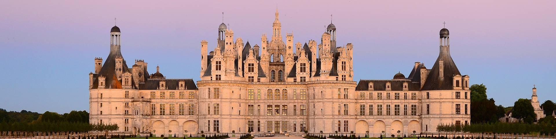 Castillo de Chambord. © Leonard de Serres