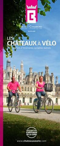 Carte des Châteaux à Vélo