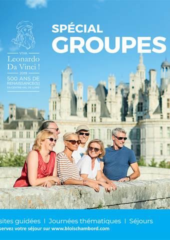 Catálogo Especial Grupos 2019