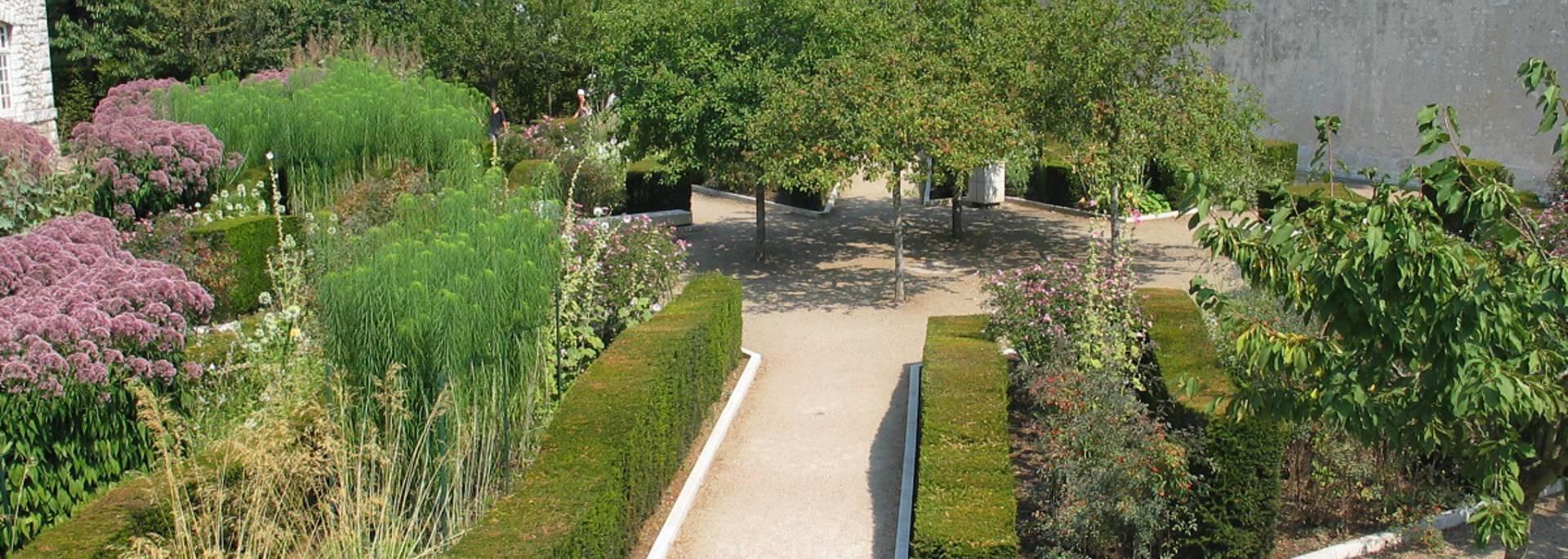 Jardines del Rey en Blois