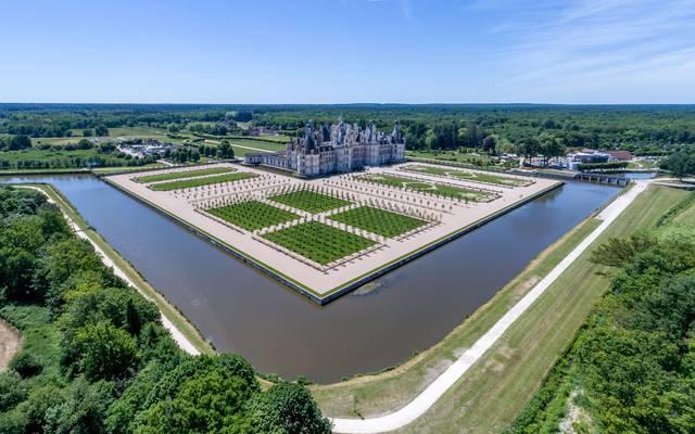 Castillo de Chambord, una obra importante del reinado de Francisco I. © OTBC