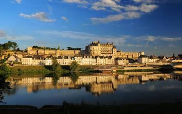 Castillo Real de Amboise. © L. de Serres
