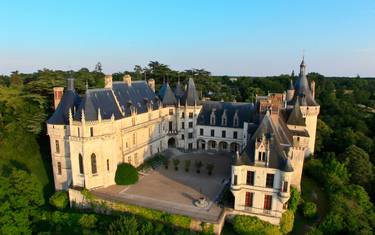 Castillo de Chaumont-sur-Loire. © OTBC
