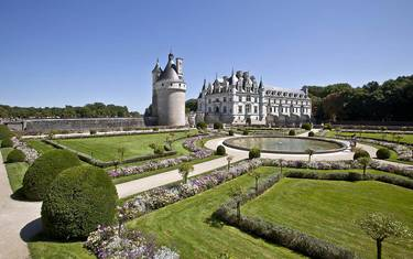Castillo de Chenonceau. © Images de Marc