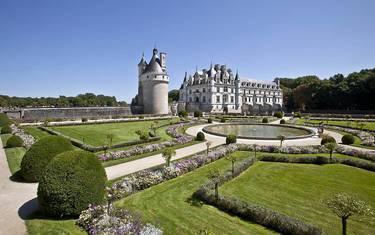 Castillo de Chenonceau. © Images de Marc