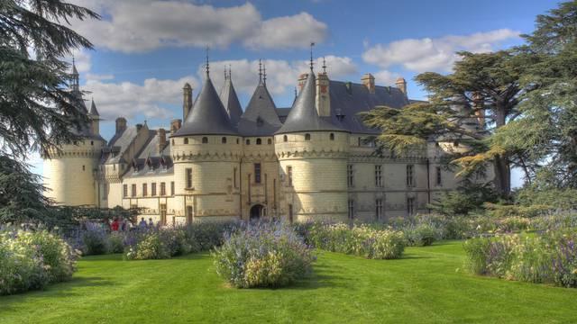 Dominio de Chaumont-sur-Loire. © Loisirs Loire Valley