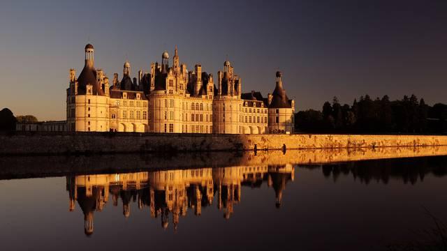 Castillo de Chambord. © Léonard de Serres