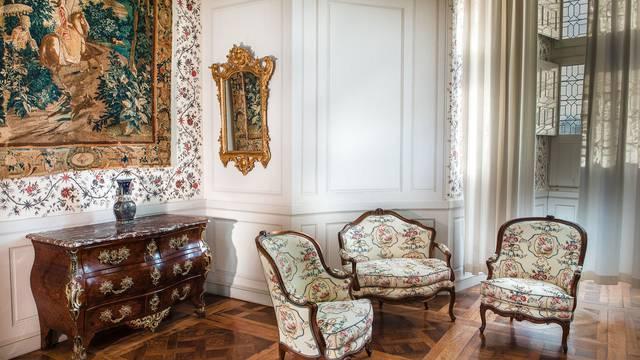 Interior de Chambord © Guillaume Perrin