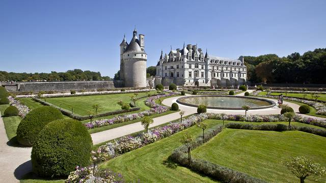 El castillo de Chenonceau © Images de Marc