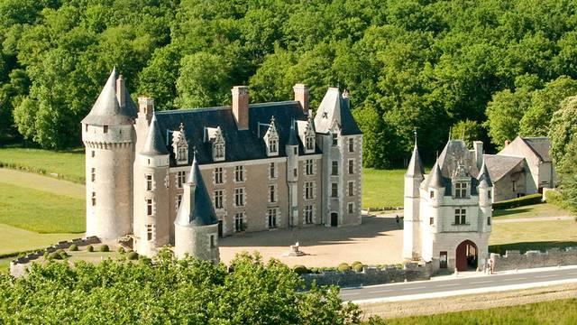 El castillo de Montpoupon