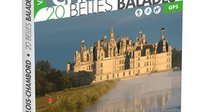 20 bellos paseos por Blois-Chambord