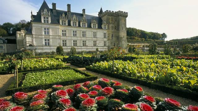 Castillo y jardines de Villandry. © Catherine Bibollet