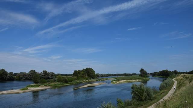 Paseo a orillas del Loira. © OTBC