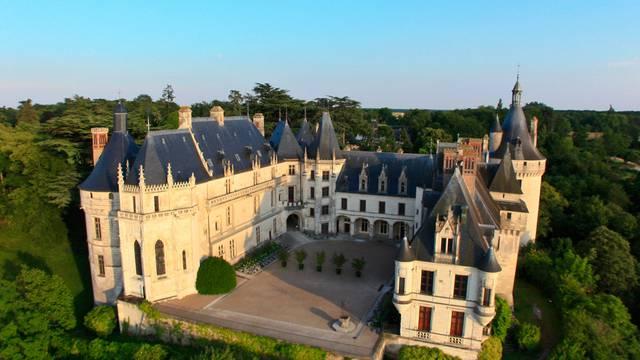 Castillo de Chaumont-sur-Loire. © OTBC