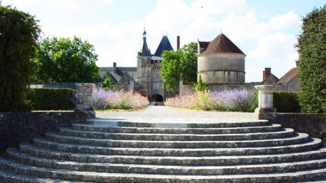 Castillo de Talcy. ©  OTBC