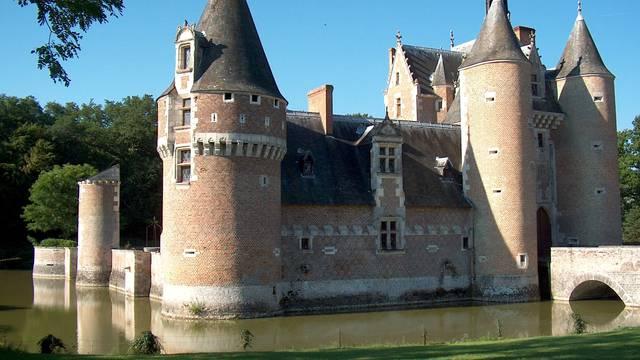 Le château du Moulin