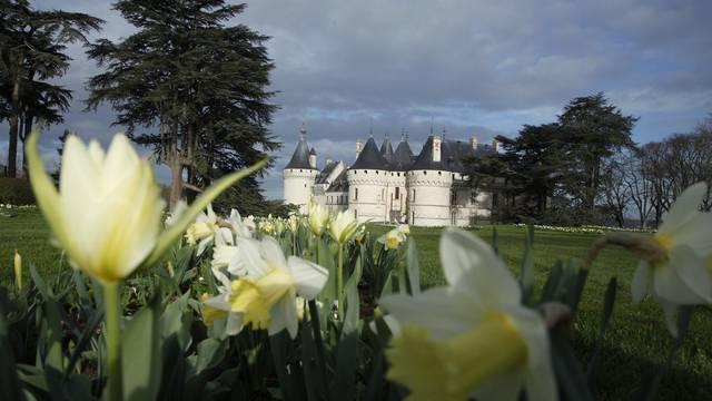 Jardines de Chaumont-sur-Loire. © E. Sander