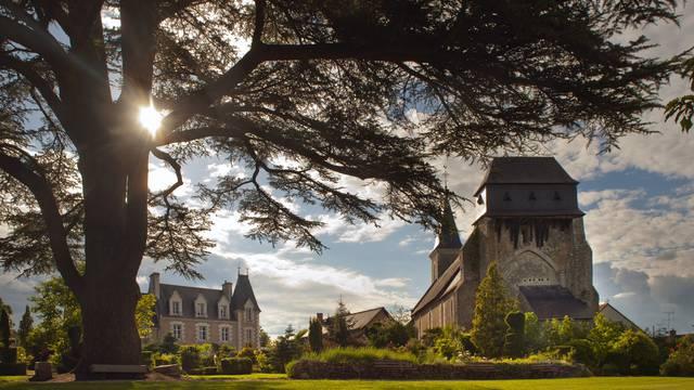 Priorato de Orchaise. © Leonard de Serres