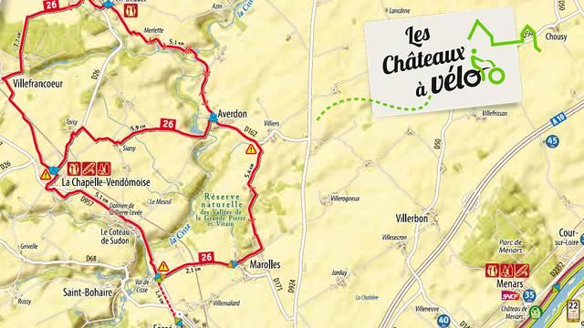 Itinerario 26 - Castillos en bici