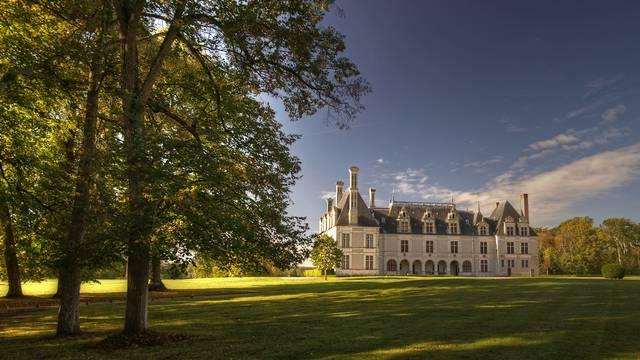 Castillo de Beauregard en el Valle del Loira