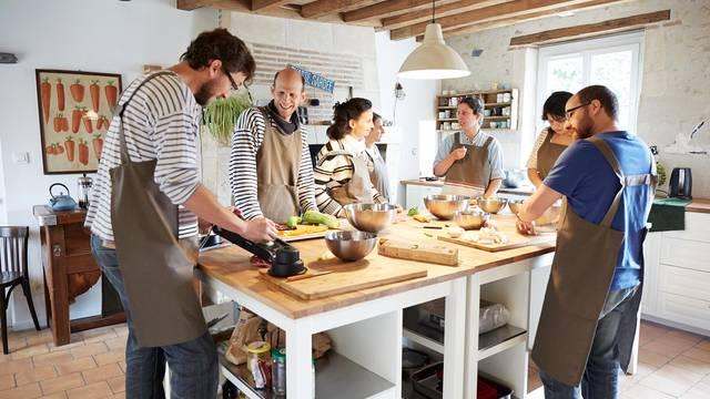 Talleres gourmet en Blois-Chambord