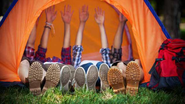 Los campings en Blois-Chambord