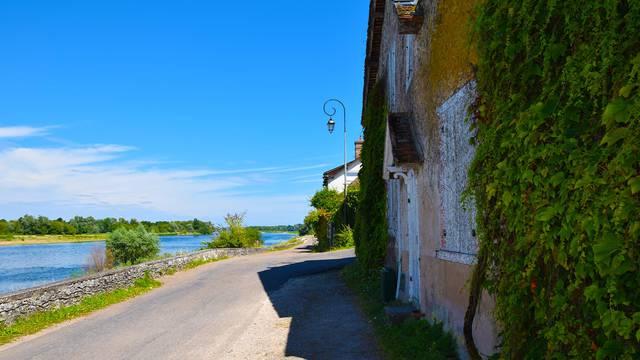 Las ciudades y pueblos en Blois-Chambord