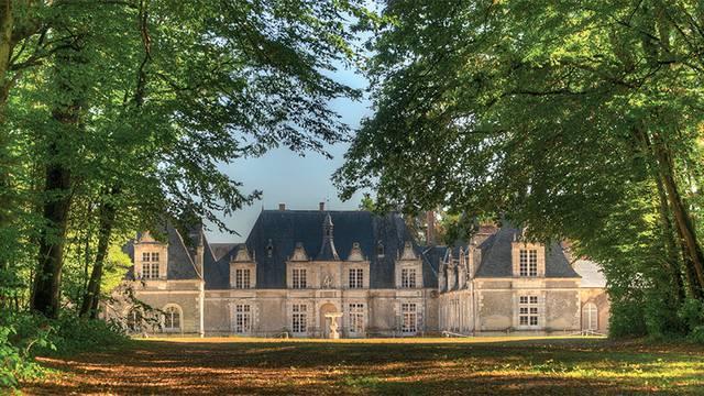 Castillo de Villesavin © Léonard de Serres