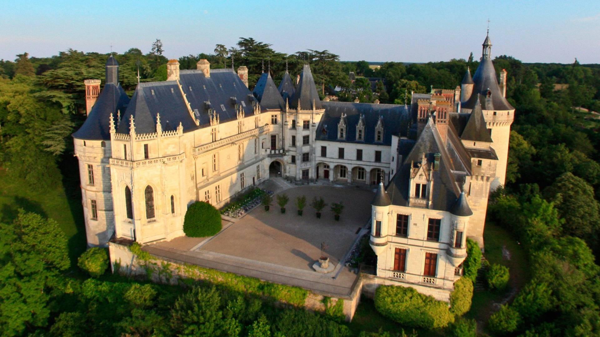 Castillo de Chaumont-sur-Loire