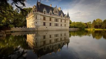 Castillo de Azay le Rideau. © Léonard de Serres
