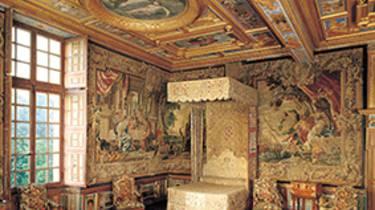 Cámara del rey en el Castillo de Cheverny. © OTBC