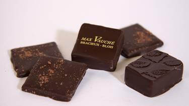 Los chocolates de Max Vauché. © OTBC
