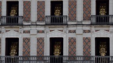 Fachada de la Casa de la Magia. © OTBC