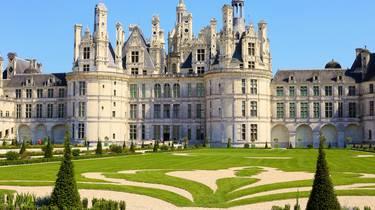 Castillo de Chambord. © Ludovic Letot