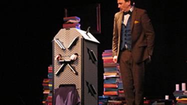 Espectáculo en la Casa de la Magia. © OTBC
