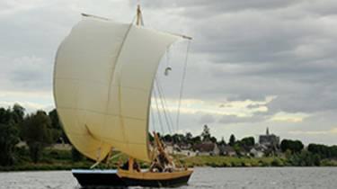 Paseo en barco por el Loira. © OTBC