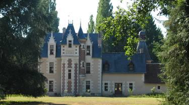 Castillo de Troussay. © OTBC