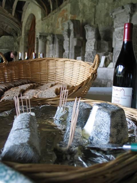 La gastronomía en el Renacimiento no dejaba nada librado al azar. © OTBC