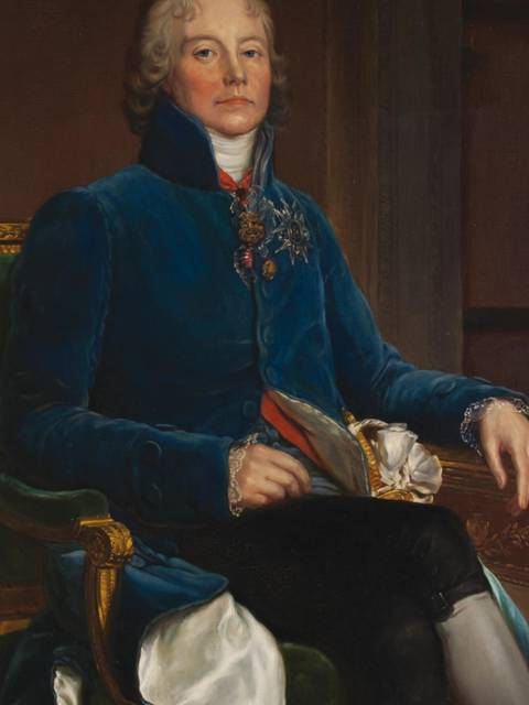 Príncipe Carlos Mauricio de Talleyrand-Périgord. © OTBC