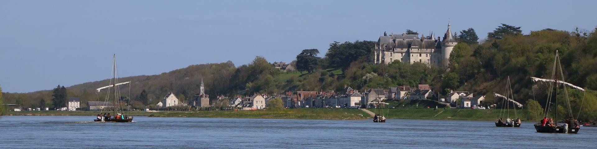 Las orillas del Loira en Chaumont. © OTBC