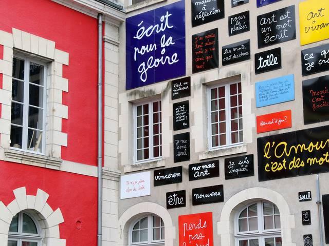 Exposición Fluxshow 2019 en la Fondation du doute en Blois