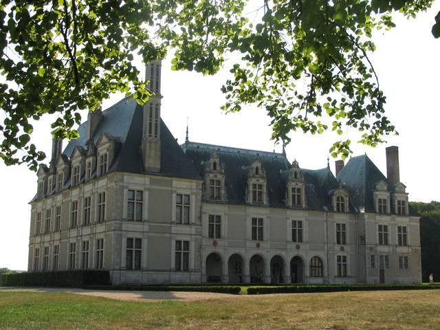 El castillo de Beauregard. © OTBC